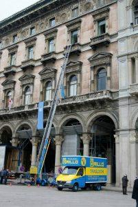 noleggio autoscala Milano